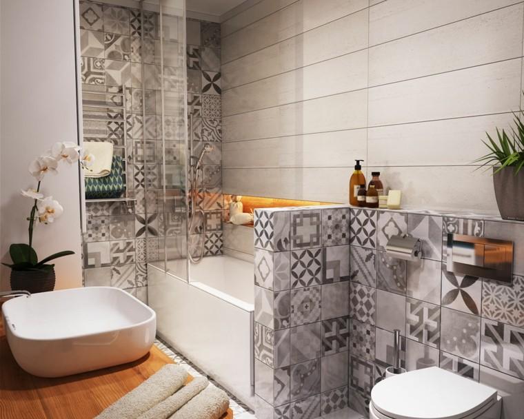 Idées de petites salles de bains
