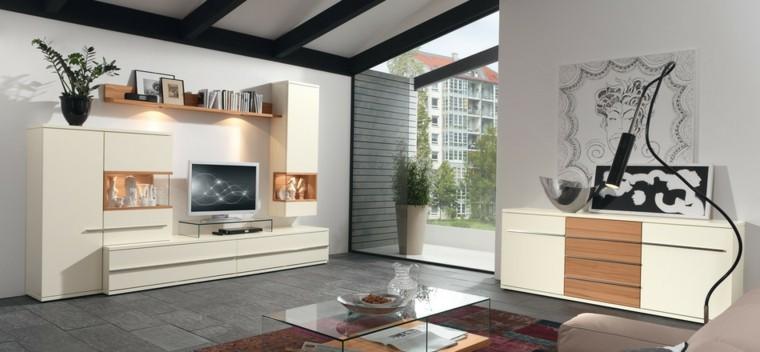 salon moderne appartement urbain idées modernes