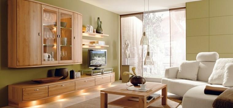 salon moderne idées de meubles de style classique sophistiqué bois