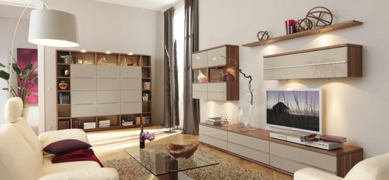 Idées de table en verre pour salon moderne