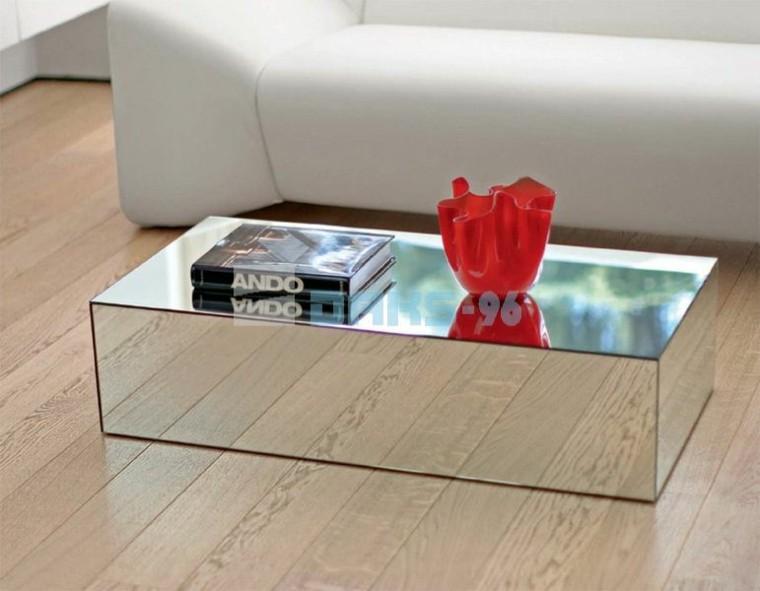 miroirs décoratifs link table rectangulaire