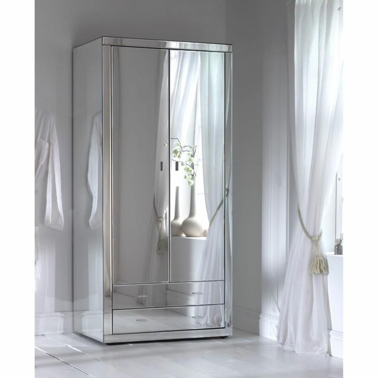 armoire penderie tout miroir moderne