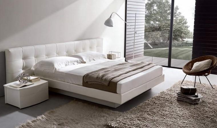idées de chambre à coucher originales lits modernes confortables