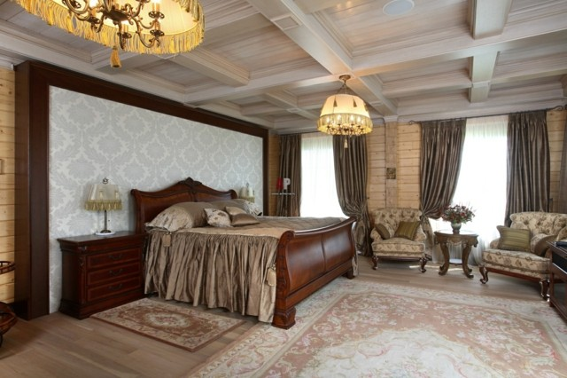 plafond en bois blanc idées de conception de maison étonnantes