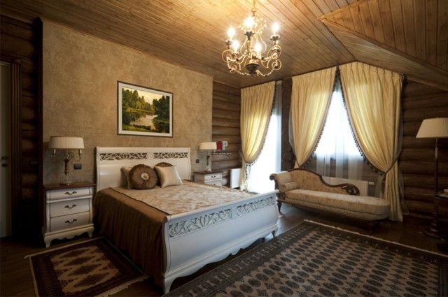 plafonnier en bois antique idées de chambre à coucher