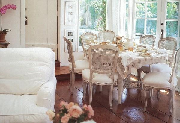 meubles de salon de table à manger
