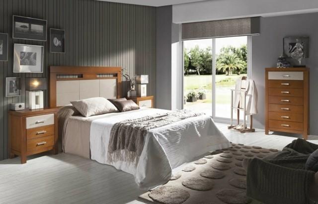 tapis de jardin de lit de meubles modernes