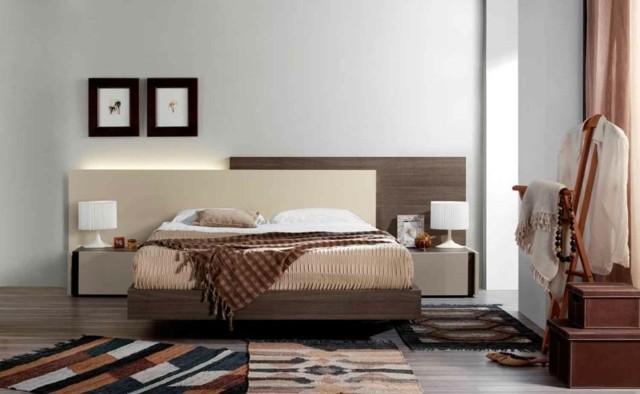 meubles tapis modernes lampes design