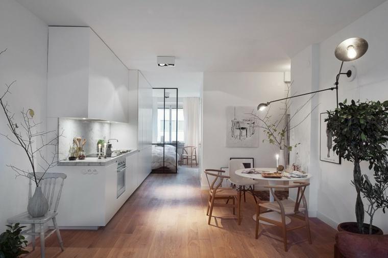 petit appartement stockholm suède idées de design