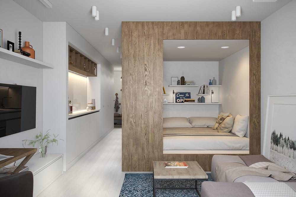 décoration de petit appartement