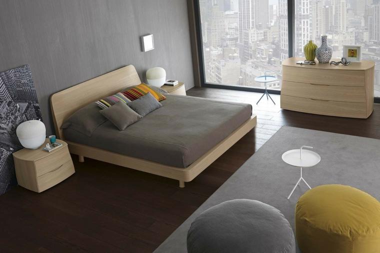 détails et plus d'options idées de tabourets de chambre modernes