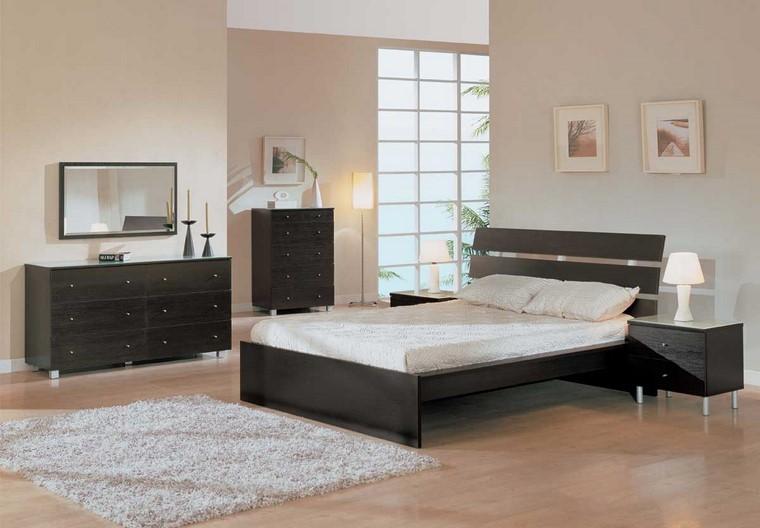 grand lit relaxant idées modernes intéressantes
