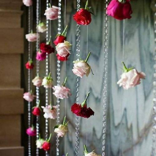 comment-faire-un-arrangement-floral-rideaux-instagram