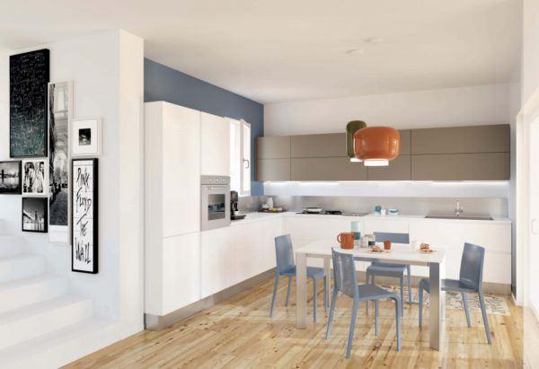 Des cuisines au design minimaliste