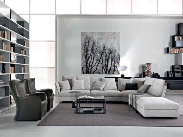 Salons de charme salon gris