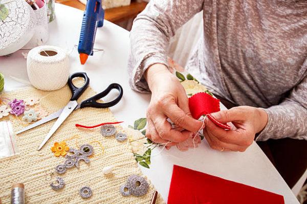 Meilleures idées d'artisanat pour les personnes âgées