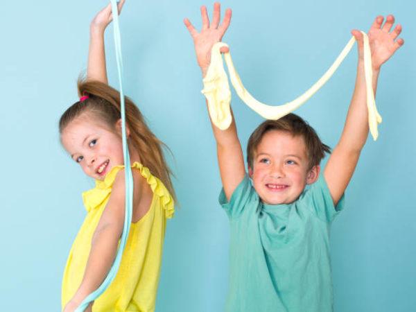 Comment faire du slime étape par étape pour les enfants