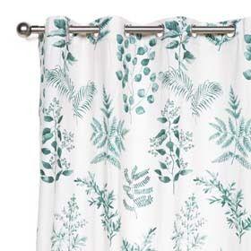 rideaux-leroy-merlin-imprimé-floral-acacia