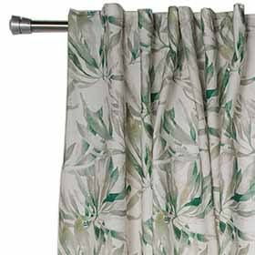 rideaux-leroy-merlin-imprimé-floral-vert-botanique