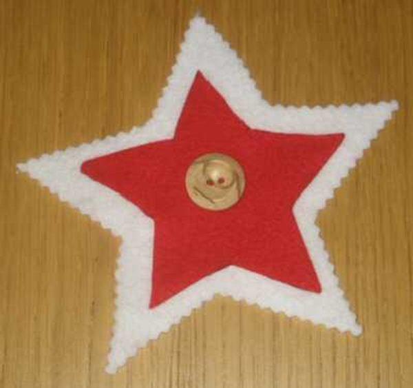 Artisanat avec du feutre pour devenir une star