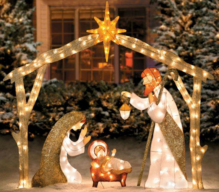Idées originales de crèches de Noël
