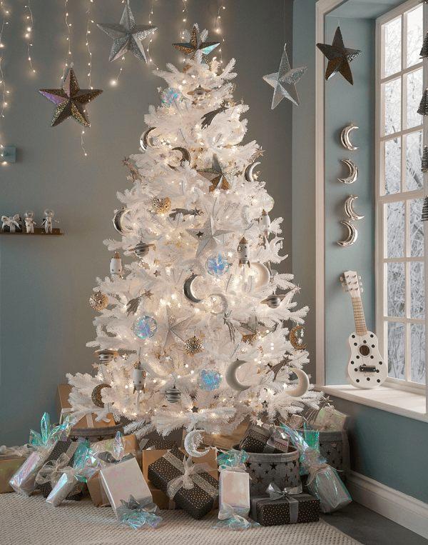 Décoration d'arbre de Noël créative