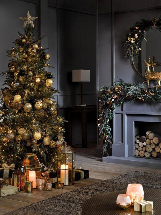 L'importance de l'éclairage à Noël