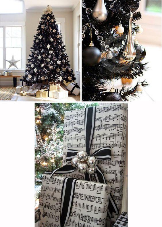 Décorez vos cadeaux en harmonie avec votre pin de Noël