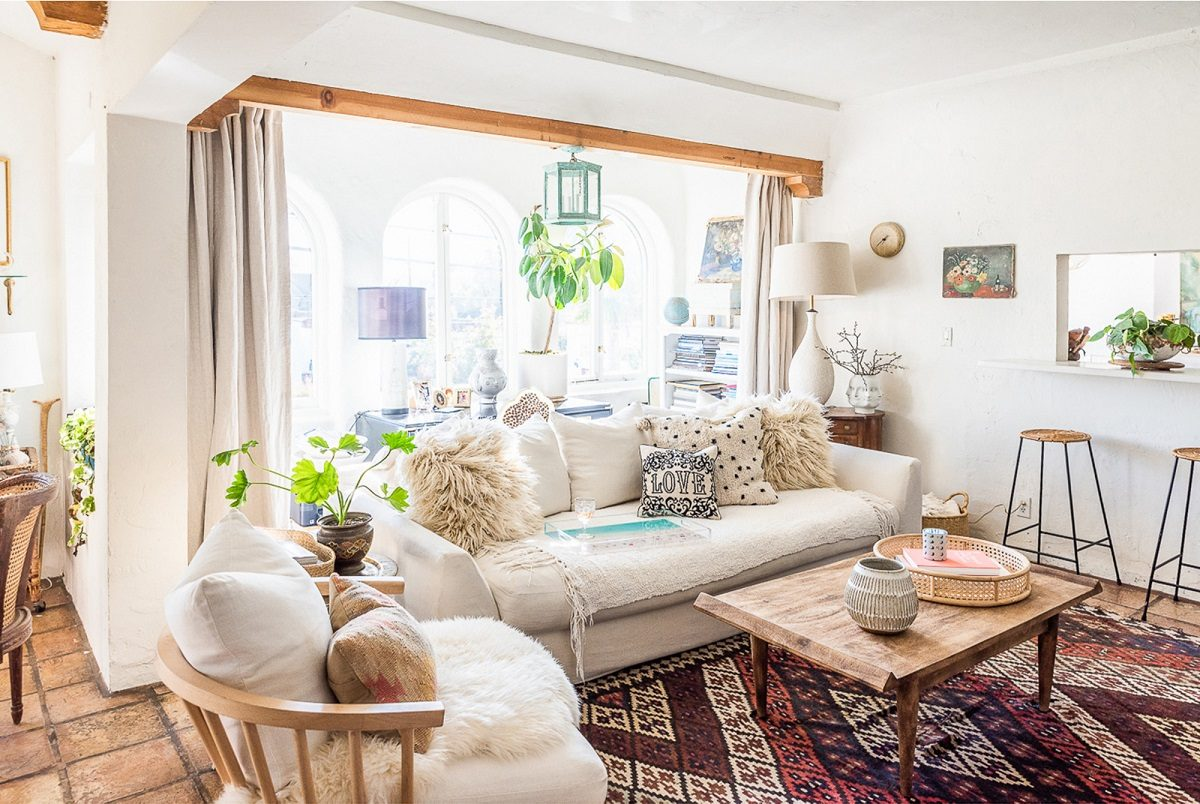 Styles décoratifs qui se combinent avec des meubles en bois naturel