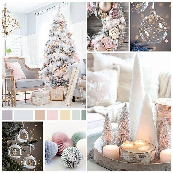 Décoration de Noël harmonieuse