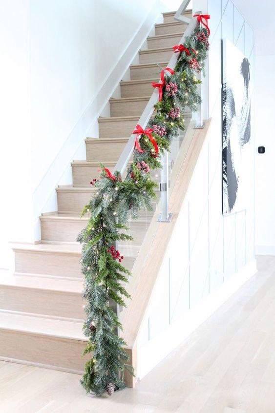 Décorez les escaliers de votre maison