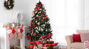 Décoration de Noël par couleurs
